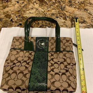 NWT Coach purse.